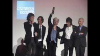 The Rolling Stones - Crossfire Hurricane premiere - London Film Festival
