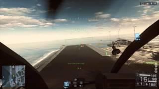гайд по управлению вертолетом в Battlefield (Часть 1 - настройки)