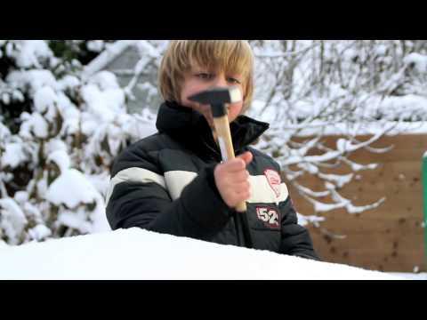 Praxis – Bas helpt zijn konijn de winter door