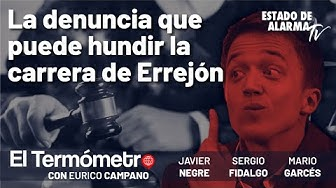 Imagen del video: El Termómetro: La denuncia que puede hundir la carrera de Errejón