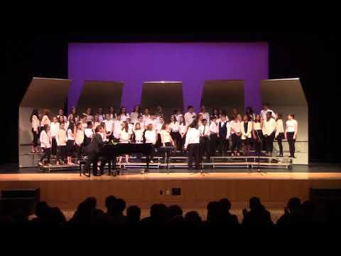 MHS \u0026 MVMMS Spring Chorus Concert 2018