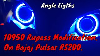 Download lagu 10950RS TOP MODIFIED BAJAJ PULSAR RS200 BEST EVER MODIFIED BAJAJ PULSAR RS200 MUST WATCH MP3