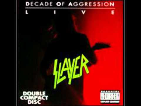 Slayer Chemical Warfare Live (Decade Of Aggression)
