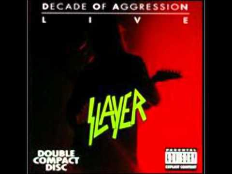 Slayer Chemical Warfare Live (Decade Of Aggression)