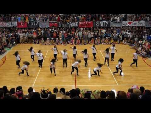 08/26/2016  Trinity Troy-Anns  Pep Rally Performance -Drake Mix