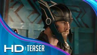 Thor: Ragnarok - Teaser Trailer - Subtitulado - HD