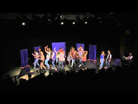 CIT Musical Society Intervarsity performance 2016