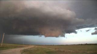 August 7, 2009 Sturgis, South Dakota MONSTER Hailstorm!