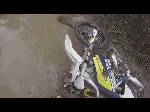 Husqvarna Dirt - Trail riding at Mt Sugarloaf, NSW, Australia