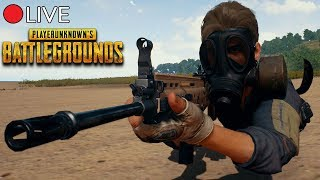 CHOO! CHOO! EVERYONE HOP ON THE TRAIN! - Battlegrounds (PC) Duos and Squads Gameplay & Live Stream