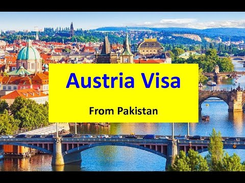 Visa Of Austria L How To Apply L How To Get