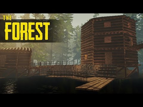 SEASON 1 END! World Tour & Download! The Forest S1 Episode 32