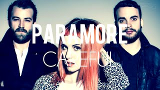 Paramore - Careful (Lyrics - Subtitulado Esp)