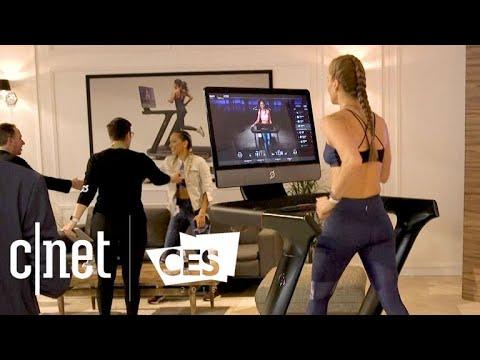 Peloton Tread will help you work up a sweat