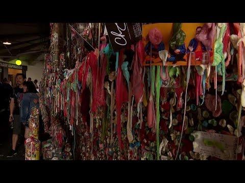شاهد: جدار من العلكة الممضوغة في أحد أسواق سياتل الأمريكية…  - نشر قبل 3 ساعة