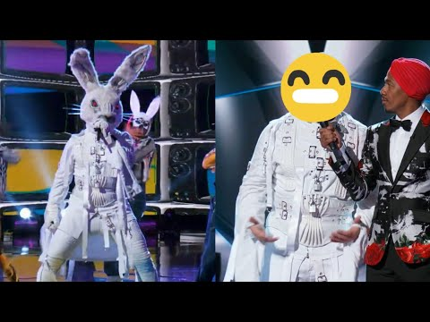 The Masked Singer - The Rabbit Performances And Reveal 🐰