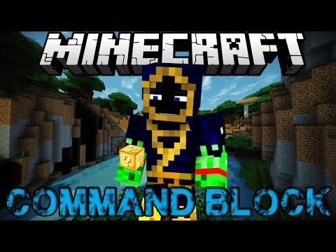 Lucky Block sem Mods (Minecraft Command Block 1.8) #1