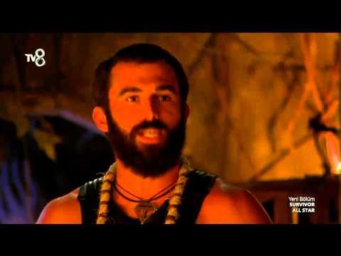 Turabi Mevlana'nın Sözüyle Durumu Özetledi - Survivor All Star (6.Sezon 91.Bölüm)