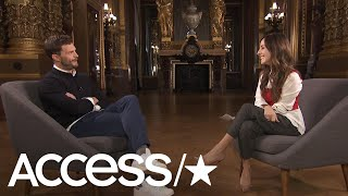 'Fifty Shades Freed': Jamie Dornan On Inspiring A Baby Boom By Playing Christian Grey | Access
