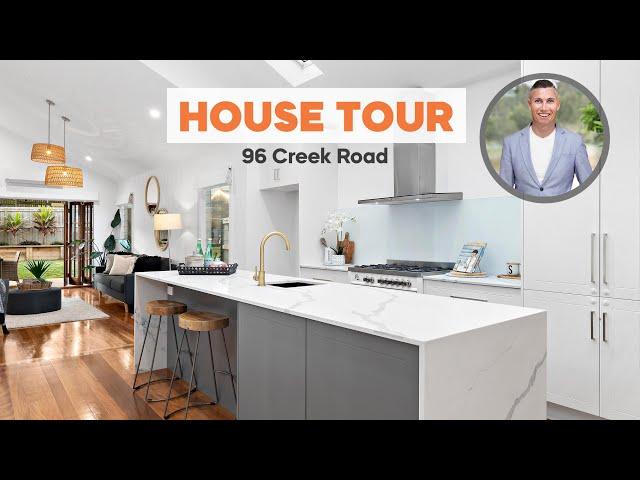 HOUSE TOUR   96 Creek Road, Mount Gravatt East   CHRIS GILMOUR