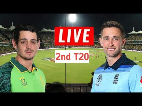 SA Vs ENG 2nd T20 Live Streaming 2020 II South Africa Vs England 2nd T20 Live Match II ENG Vs SA