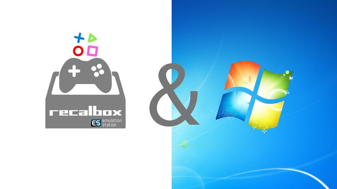 Dual boot Recalbox/Batocera e Windows 7