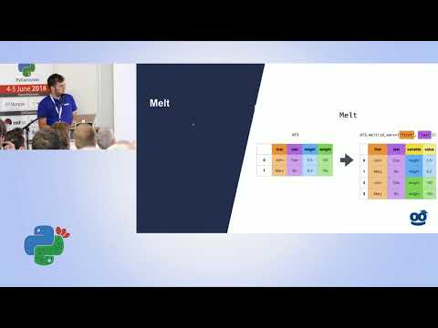Tidy Data in Python - Aviv Rotman - PyCon Israel 2018