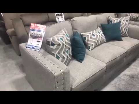 FB Live: Paradigm Quartz Sofa & Love Set