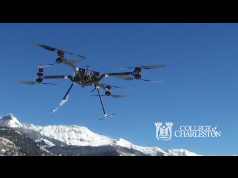 Using Drones For Avalanche Mitigation Work