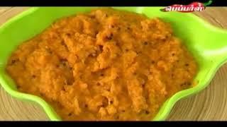 Namma Veetu Chef – 24-06-2018 Peppers TV | Divya Siddharth
