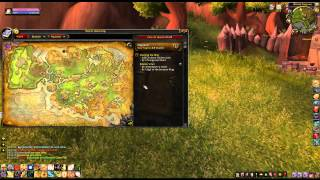 Where is Warsong Supplies WoD Nagrand Treasure