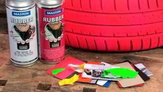 Folyékony Gumi Spray -  RUBBERcomp