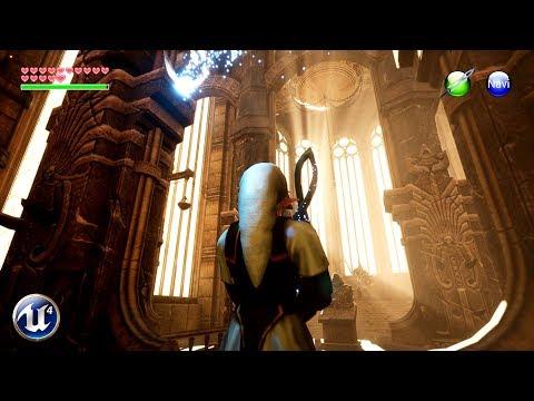 Unreal Engine 4 | Fierce Deity Link vs Darknut
