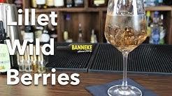 Lillet Wild Berries - Aperitif Drink selber mixen - Schüttelschule by Banneke