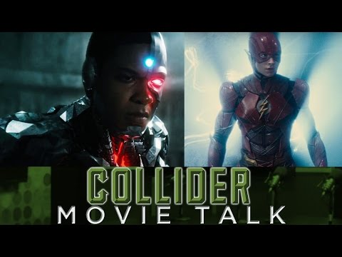 Is Cyborg Joining The Flash Solo Movie? - Collider Movie Talk
