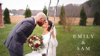 Emily + Sam Wedding Highlight Film - in 4K!!