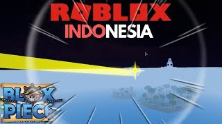 PERJALANAN MENCARI DEVIL FRUIT - ROBLOX INDONESIA #13 (BLOX PIECE)