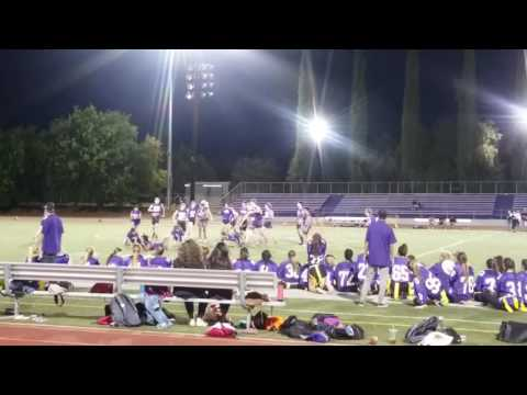 Shasta high school Powderpuff 2016 (Seniors)
