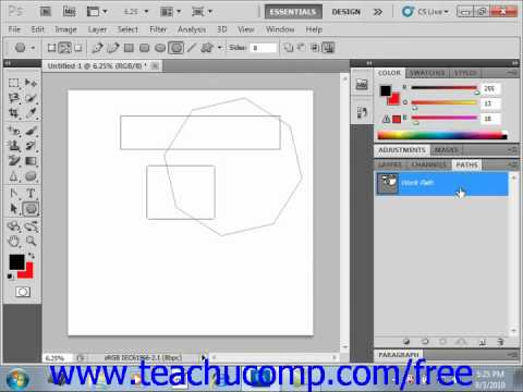 adobe photoshop cs5 lessons pdf