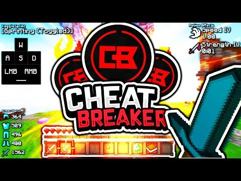 CheatBreaker - A Free Minecraft Anti-Cheat Client, FPS Boost & Modpack (First Look)