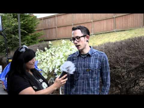 2011 rockstar interviews Matt Heafy of Trivium
