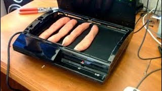 PS3 Grill Master Chef Hot Dog !
