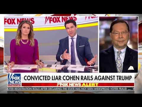 Hans von Spakovsky: We Heard Unproven Accusations by a Proven Liar