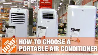 Portable Air Conditioners   The Home Depot
