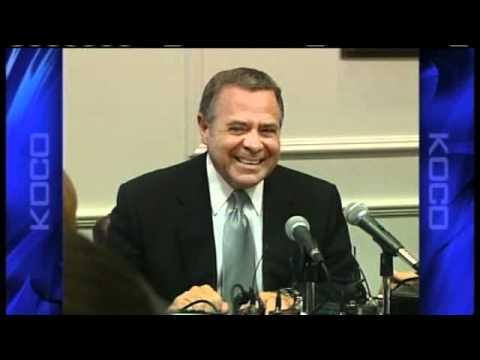 Ex-Senator Under Investigation