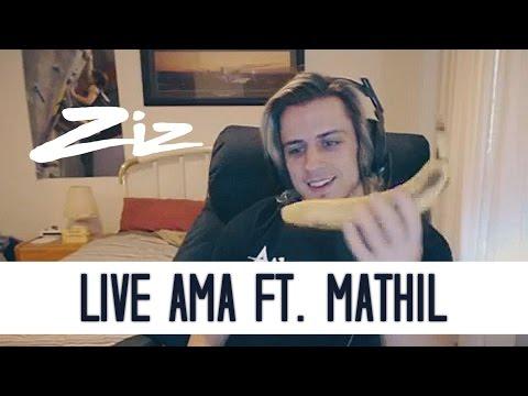 [AMA Video] Mathil and the Banana
