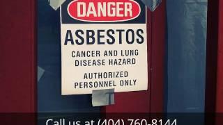 Asbestos Removal Atlanta - (404) 760-8144