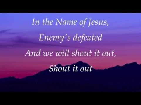 Darlene Zschech - In Jesus' Name - (with Lyrics)