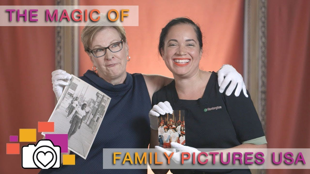 The Magic of Family Pictures USA