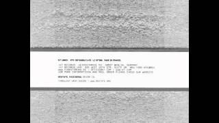Phillip Boa & The Voodooclub - Rome In the Rain (Funkstörung Remiks)